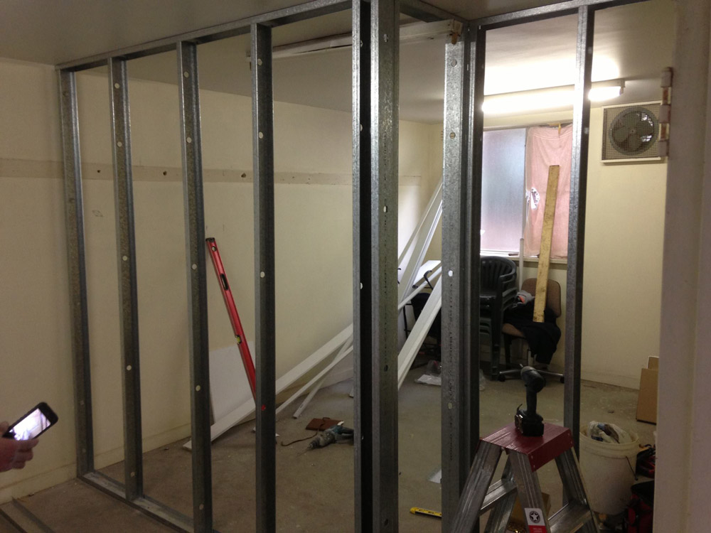 City Handyman Melbourne Partition Wall Armadale 3