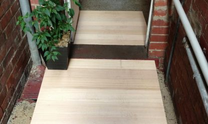 City-Handyman-Melbourne-Hardwood-Ramp-Wheelchair