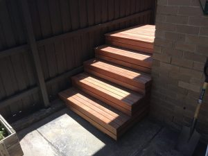 Brand New Steps - Brunswick West - Handyman